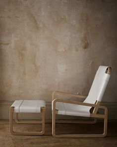 Guest Room Chair OCHRE's Zeffirelli Chair and Stool http://ochre.net/products/seating