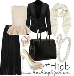 Hashtag Hijab Outfit #185