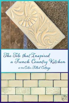 French Country Bedrooms, French Country Cottage, French Country Decorating, Boho Kitchen, Country Kitchen, Kitchen Design, Wall Trim, Kitchen Inspiration, Kitchen Ideas