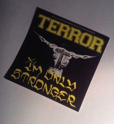 Terror - American hardcore #terror