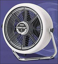 Seabreeze Turbo-Aire Fan : This thing is amazing. The last fan you will probably buy. 1154 cubic feet/minute on Medium setting. Literally, if you have a 1000 square foot house, that circulates the air once per minute... through your entire house. I get excited when I get to tell people about this fan, it's that great.