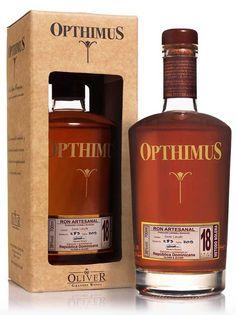 Opthimus 18 #rum #premium #ron #gourmet