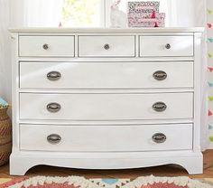 Remy Dresser, Powder White #pbkids