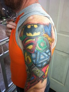 1000 images about tattoo on pinterest marvel dc
