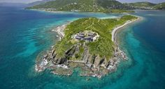 Buck Island, BVI. It's for sale! #Caribbean Islands For Sale - Where's Your Dream Island?
