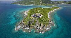 Buck Island, BVI. It's for sale! #Caribbean Islands For Sale - Where's Your Dream Island?