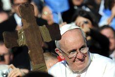 Entronización del papa Francisco
