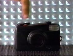 """Read more: https://www.luerzersarchive.com/en/magazine/commercial-detail/22477.html Rayovac """"Camera"""" [00:30]# Close-up of a hand releasing the shutter of a camera repeatedly until it stops working. The batteries are removed but it's not the batteries but the camera that gets thrown away. The batteries are put into another camera which immediately starts clicking away. VO: """"Rayovac Alcalina. The long-life alkaline."""" Tags: Wagner Solano,Screenplay, Sao Paulo,Mauricio de…"""