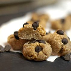 Raw Cookie Dough Bites- I make a big batch of fresh almond milk each week, and up until now, I've been at a loss for what to do with the leftover pulp. As I understand it, much of the nutrition from the almonds is released during the blending process and transferred into the almond milk, which is why the...Read More »