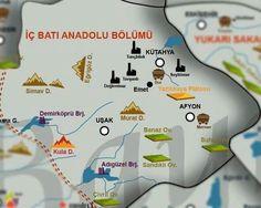 Iç Batı Anadolu Bölüm ü