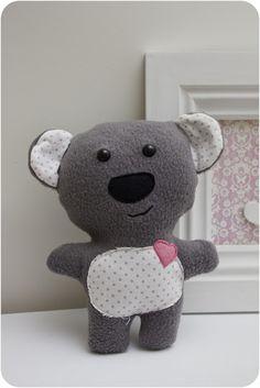 Koala Softie Pattern