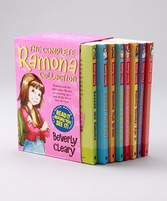 The Complete Ramona Collection Paperback Set by HarperCollins