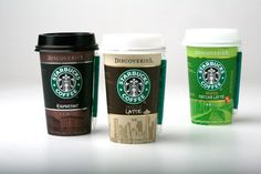 New illustrative packaging due for global rollout soon from Starbucks Global Creative Studio, Seattle.