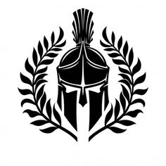 Neck Tattoo For Guys, Tattoos For Guys, Spartan Helmet Tattoo, Mythos Academy, Scandinavian Tattoo, Airplane Tattoos, Old Paper Background, Muster Tattoos, Wing Tattoos