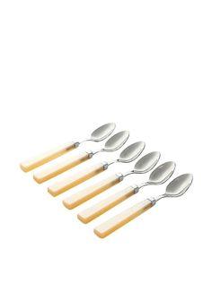 Casa Bugatti Set 6 Moka Spoons, http://www.myhabit.com/redirect/ref=qd_sw_dp_pi_li_c?url=http%3A%2F%2Fwww.myhabit.com%2F%3F%23page%3Dd%26dept%3Dhome%26sale%3DA1S2CJ6ETQDI0X%26asin%3DB00C7L9K1K%26cAsin%3DB00C7L9M36
