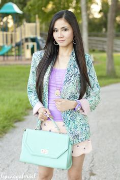 Pastels in Fall check out www.posh-society.com
