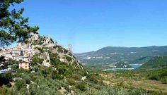 Lago Bomba, Abruzzo Full details: www.resources.immobiliarecaserio.com  #lake #Bomba #Chieti #Abruzzo #Italy