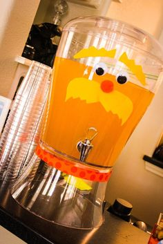 Lorax Drink Dispenser