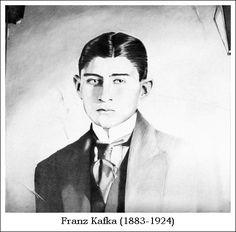 3 juillet 1883 : naissance de Franz Kafka, écrivain tchèque († 3 juin 1924).