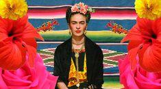 Uma mulher à frente de seu tempo, que vestia-se de flores e se cobria de tinta e política.