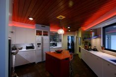 Gotta get these LED cove lights. Maybe for the outdoor kitchen.