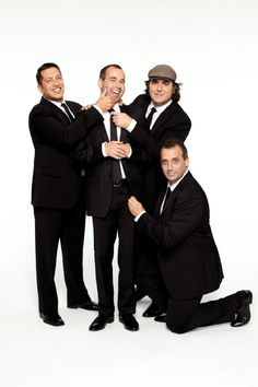 Impractical Jokers - funniest show ever! I'm pretty sure my stomach is going to be sore tomorrow from all the laughing I did on tonight's new episode.