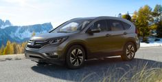 2015 Honda CR-V - 360 View & Color - Official Site