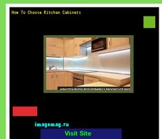 How To Choose Kitchen Cabinets 163038 - The Best Image Search