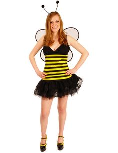 'Bees Knees' Bumble Bee Costume