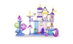 Featuring two worlds in one, many magical adventures await with this My Little Pony: The Movie Canterlot & Seaquestria Castle Light-Up Tower Playset. My Little Pony Movie, Tower Light, Christmas Gifts, Christmas Ornaments, My Little Pony Friendship, Equestria Girls, Doll Accessories, Light Up, Snow Globes