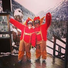 Alpstafetten STS Alpresor St Anton Sofia Krazy Kanguruh St Anton, Apres Ski, Ronald Mcdonald, Skiing, Saints, Fictional Characters, Pictures, Ski, Fantasy Characters