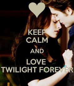 I love twilight every