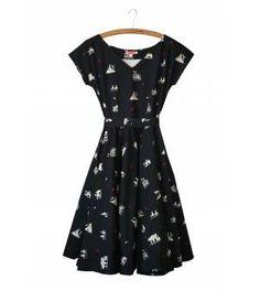 Tea dress <3 what a shame it's so stupidly expensive!