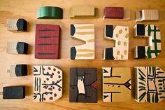 Joaquín Torres García wooden block toys