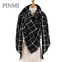 Apparel Accessories Scarves For Men Scarf Winter Warm Cashmere Cape Famous Brand Plaid Skull Pashmina For Dress Scarfs High Quality Designer Casual Sale Overall Discount 50-70%