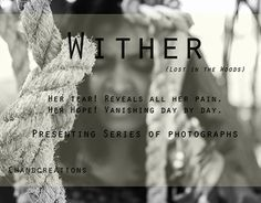 """Check out new work on my @Behance portfolio: """"Wither (Lost in the Woods)"""" http://be.net/gallery/50453027/Wither-(Lost-in-the-Woods)"""