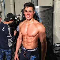 Pietro Boselli. Italian model and professor. NEVER gets old to look at. Such a handsome, dashing, and smart man.
