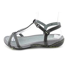 394a7f9149b Jambu JBU Womens Newport Sandal Black Size 100    You can get more details  by
