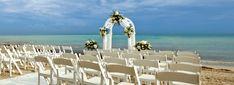 #MiamiSpa #MiamiWedding #Beach #BlueSky #White #Flower #Ceremony #Married #Romantic #Romance