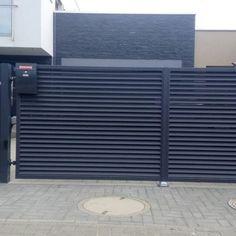 Dvoukřídlá brána - realizace Zlín Home Appliances, Pictures, House Appliances, Appliances