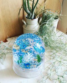 夏こそ飾りたい!手作りスノードームでお部屋を涼しくおしゃれに見せよう♪ | CRASIA(クラシア)