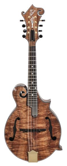 Pre-Owned Gibson Custom Shop Custom F5 Koa Mandolin | Rainbow Guitars