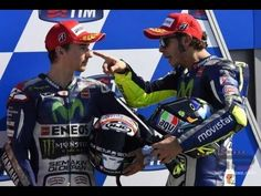 Battle - Valentino Rossi vs Jorge Lorenzo
