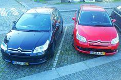 Citroën C4 Coupé Blac&Light Red
