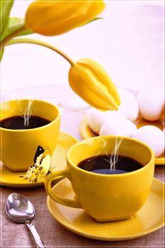 Foto com animação morgen sprüche, guten morgen kaffee gif, guten morgen spruch, kaffee Coffee Gif, Coffee Images, I Love Coffee, Coffee Quotes, Coffee Break, My Coffee, Coffee Cups, Black Coffee, Gif Café