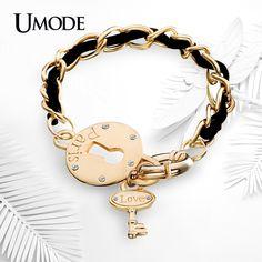 http://www.aliexpress.com/item/UMODE-Brushed-Lock-and-Key-Rhinestones-Gold-Plated-Rope-Charm-Bracelets-Jewelry-for-Women-Pulseira-de/32473846507.html?spm=2114.01010208.3.127.yJZnM3