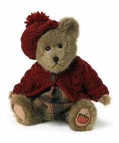 "Boyds Bear Meg Autumnfest 904152 10"" Boyds Bestdressed 2003 New Retired"