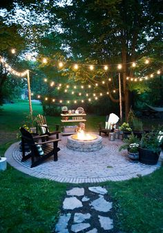 Transform your outside space into a hangout-friendly space with just a little time + a lot of love.