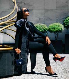 Black Women Fashion, Look Fashion, Fashion Outfits, School Looks, Bougie Black Girl, Fit Black Girl, Mode Du Bikini, Black Luxury, Looks Black