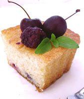 Chocorango: Bolo Azedinho de Limão com Glacê de Açúcar Cheesecake, Dairy, Pizza, Banana, Desserts, Recipes, Food, 1, Cakes
